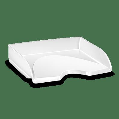 CEP Corbeille à courrier 135-2+ blanc riviera