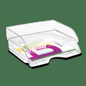 CEP Corbeille à courrier 135-2+ cristal