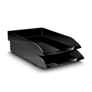CEP Letter tray 147-2 black