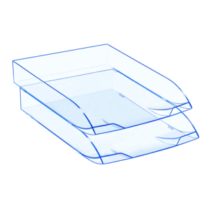 CEP Letter tray 147/2i ice blue