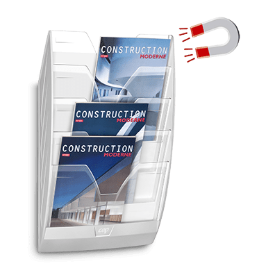 CEP Magnetic compartments Wallfile 154 M