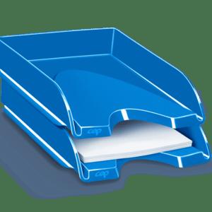 CEP Corbeille à courrier 200+ gloss bleu océan