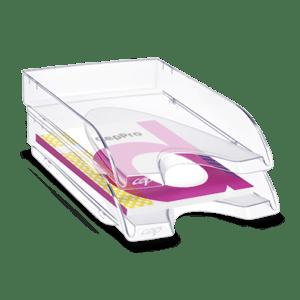CEP Corbeille à courrier 200+ cristal