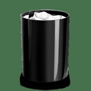 CEP Waste bin 510 black