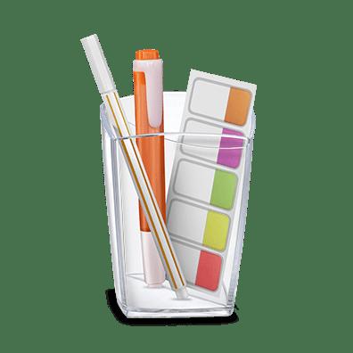 CEP Pot à crayons CepPro 530