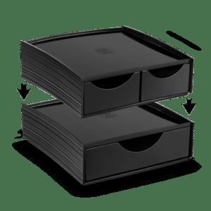 CEP Mini module de rangement Build A Box petits tiroirs grand tiroir 1-21 F