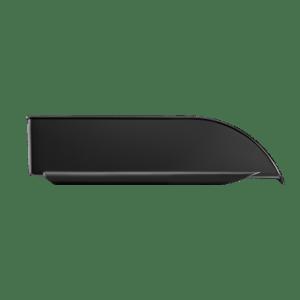 CEP Corbeille à courrier 135-2+ noir