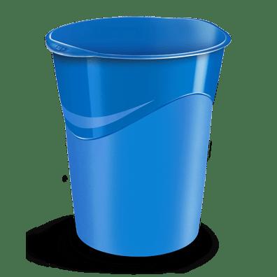 CEP Corbeille à papier 280G bleu ocean