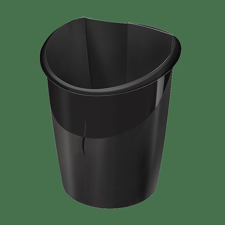 CEP Corbeille à papier 320R noir