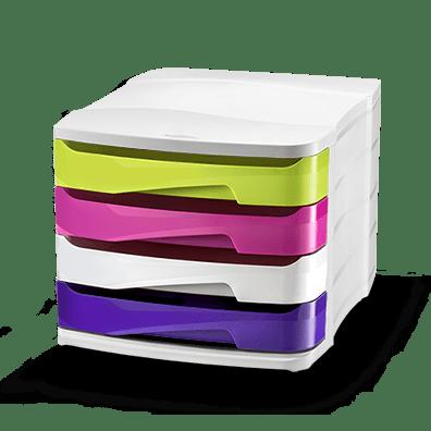 CEP Bloc de Classement 394GM multicolore Gloss