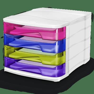 CEP Bloc de Classement 394HM multicolore Happy