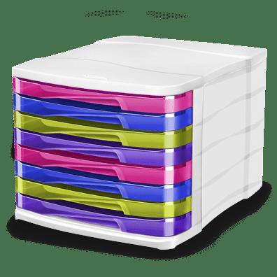 CEP Bloc de Classement 398HM multicolore Happy