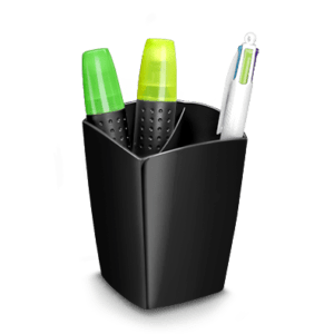 CEP Pot à crayons CepPro GreenSpirit 530 F / R