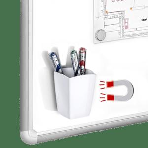 CEP Pot à crayons Magnétique Gloss Riviera pour tableaux blancs 530 M G / 530 M Ri