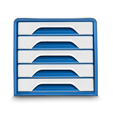 CEP Smoove 7-111 bleu océan gloss