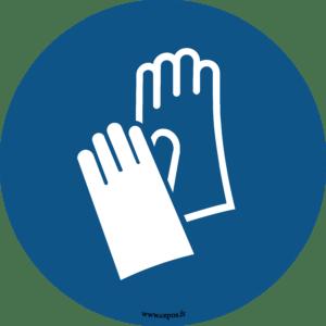 CEP Sticker pour sol Port des gants obligatoire 7010-094