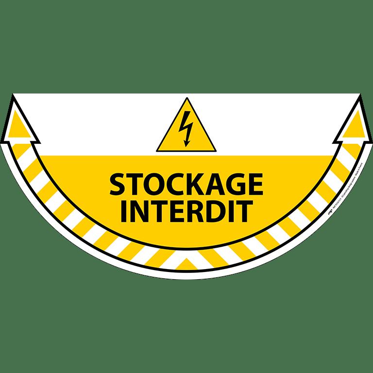 CEP Sticker Danger électrique 7010-15 FR